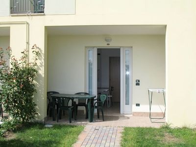 Photo for Beautiful apartment for 7 guests with A/C, TV, balcony and parking