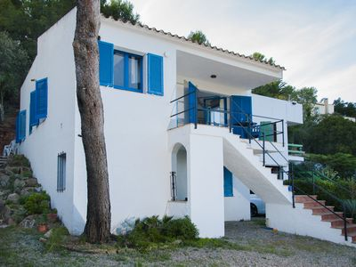 Photo for Beautiful and traditional house in Pals beach, Cabo de Begur. Equipped and quiet.