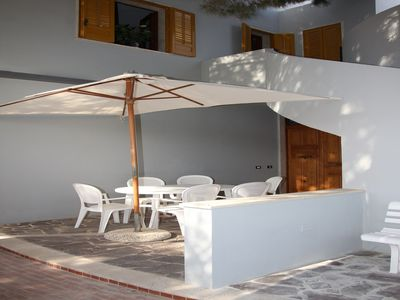 Photo for Villa Alfano - Apartment Two on the sea