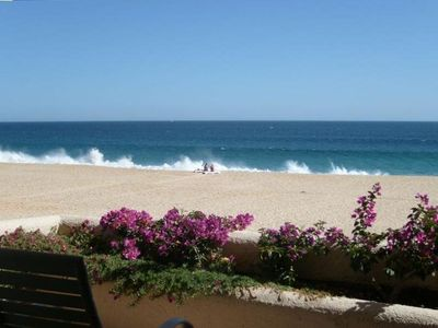 Photo for Oceanfront View at Terrasol Resort, Cabo San Lucas, Mexico