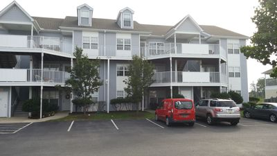 Bethany Bay Family Condo, Quiet and Relaxing, Wetland Views, Four Bedrooms