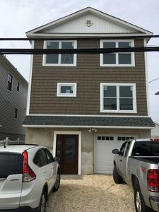 Photo for Beautiful completed remodeled 4bd 3ba Beach house sleeps 8 in Ortley Beach, NJ.