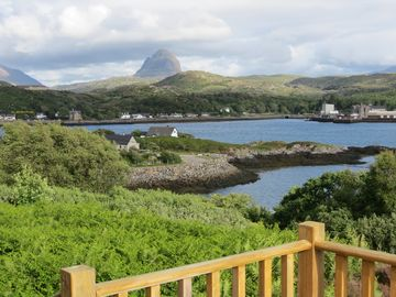 Lochinver, Lairg, Highland, UK
