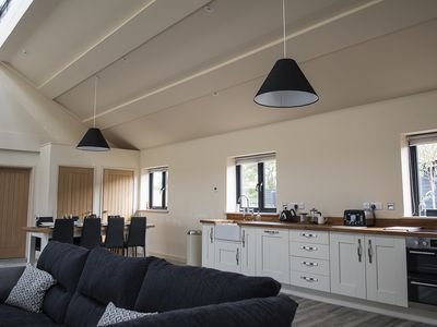 Photo for Beautiful modern apartment set in the heart of rural Suffolk