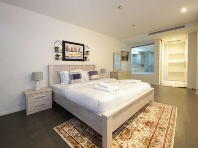 Photo for Luxury 3 Bedroom Apartment- D1 Tower