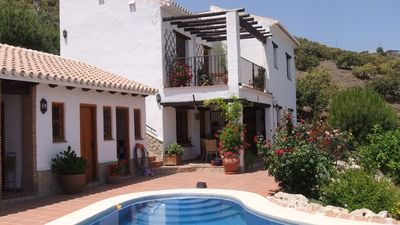 Photo for Casa Paternina - luxury country villa with wifi access