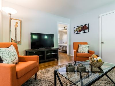 Photo for Mid Century -10 MIN TO DOWNTOWN Perfect for Groups