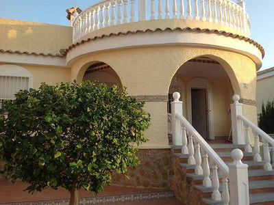 Photo for Beautiful Detached Villa, with private pool and garden. 3 Bedrooms, 2 Bathrooms.