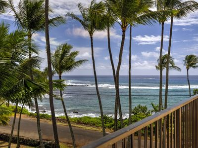 Photo for Oceanview Penthouse... Just Footsteps to Sunny Surfing Beach!