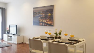 Photo for Beautiful apartment in the heart of Porto