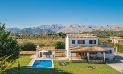 Photo for Family villa in Puerto Pollensa with large outdoor space with private pool and table tennis.