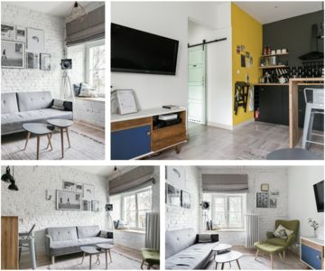 Photo for Urban Rustic Flat in Historical  Building
