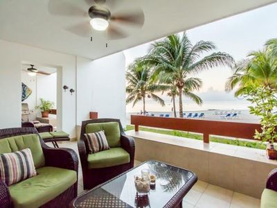 Photo for Right on the Sand, 1700 Sq Ft of Living Space