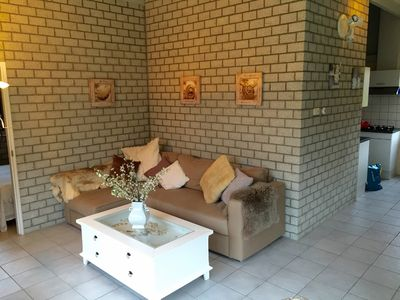 Photo for Beautiful summer house near the beautiful town of Petten aan zee 5 * camping