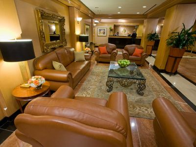Photo for President's Day Weekend Luxury Timeshare Hotel Suite at The Manhattan Club