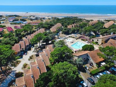 Photo for Holiday resort La Plage en Médoc, Soulac-sur-Mer  in Gironde - 6 persons, 2 bedrooms