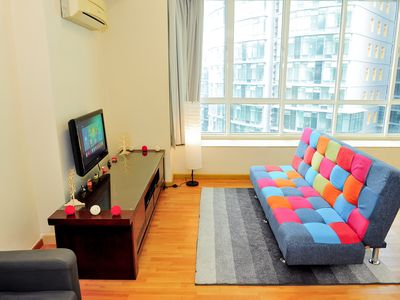 Photo for New! Max's Cozy Home Studio 4 ppl 500m to KLCC Twin Tower Pavilion Bkt Bintang