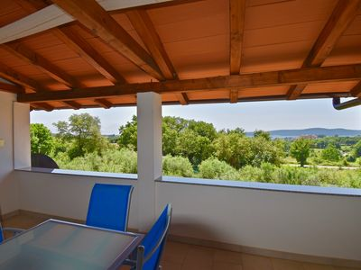 Photo for Relaxing holiday house with terrace sea view