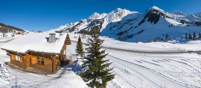 Photo for Chalet of dreams in the heart of Aravis