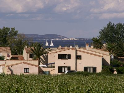 Photo for Villa between sea and vines - fully equipped and in a very quiet location