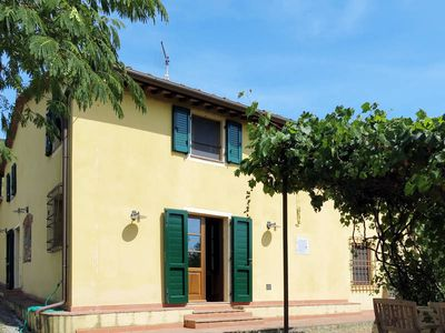 Photo for Vacation home Casa l'Uccelliera  in Asciano/S. Giuliano T. PI, Pisa - Lucca surroundings - 6 persons, 3 bedrooms