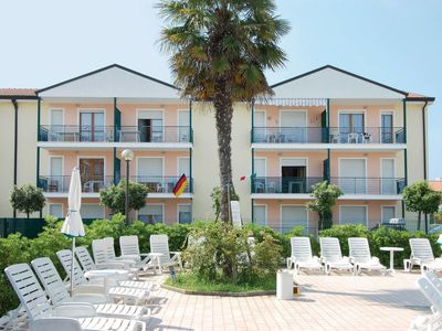 Photo for Apartment Residenz Mediterraneo (ROM200) in Rosolina Mare - 6 persons, 2 bedrooms