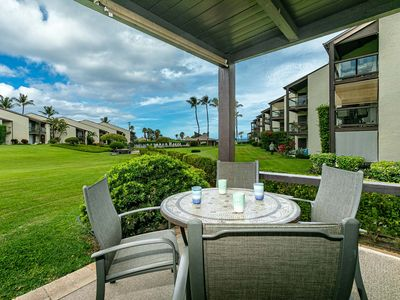Photo for New Listing! Hale Kamaole 121 Just Steps to Gorgeous Beaches!