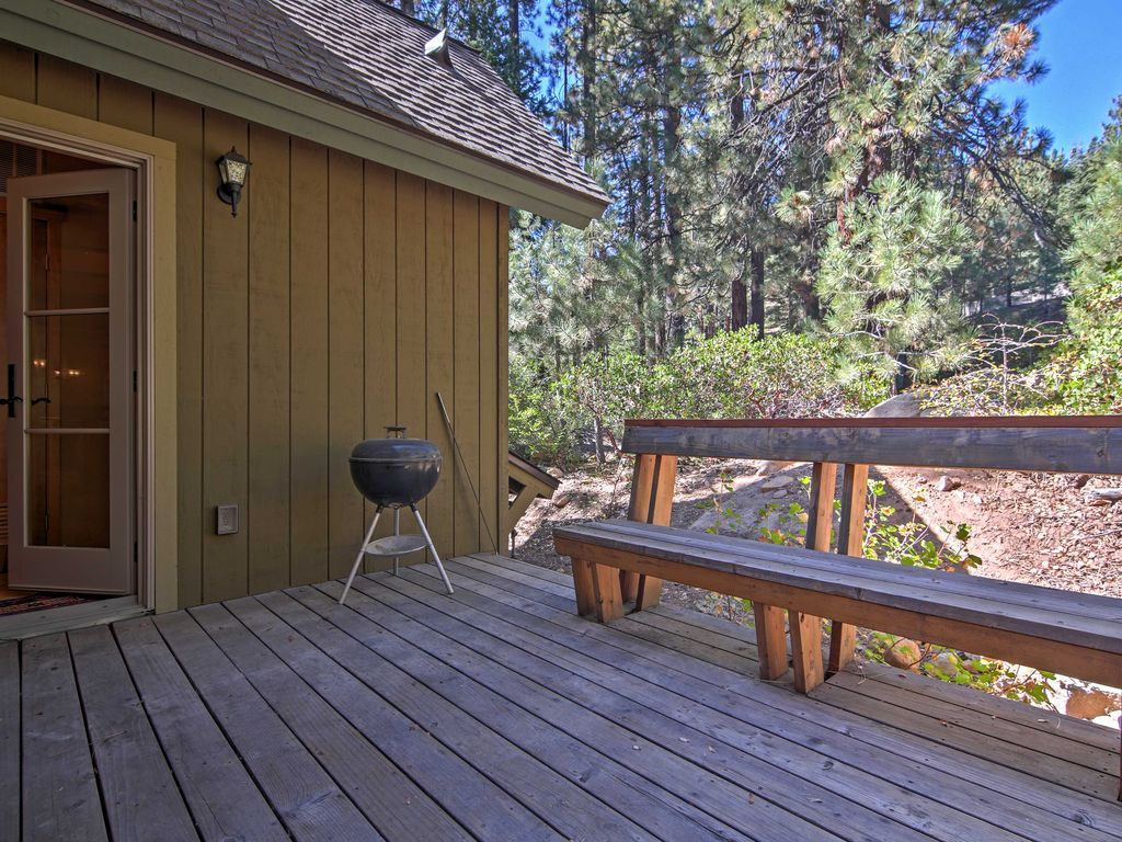 2br incline village cabin mins to lake tahoe incline