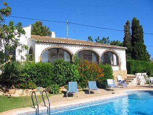 Photo for 4BR House Vacation Rental in Javea, Alicante