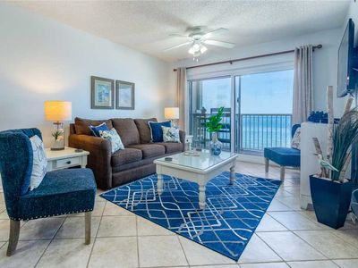 Photo for Tradewinds 805: 2 BR / 2 BA condo in Orange Beach, Sleeps 6