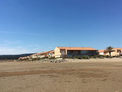 Photo for Gruissan beach, Villa 100m from the sea