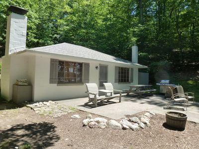 Photo for 2BR Cottage Vacation Rental in Fountain, Michigan