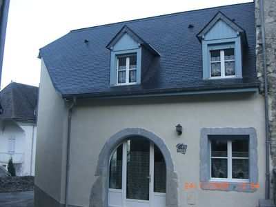 Photo for House in Accous in the heart of the Aspe Valley