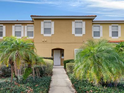 Photo for ENCANTADA (3131YLL) - 3BR 2.5BA townhome with pool, lake front, privacy