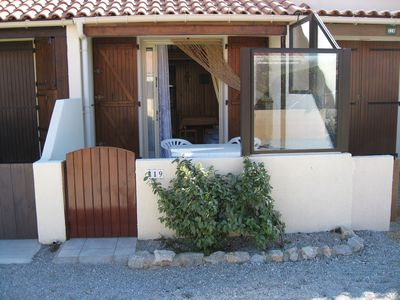 Photo for Holiday cottage Port leucate 11370 residence Hawai2 219 av reeds