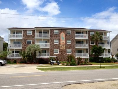 Photo for Beachwalk 301 - Beautiful Ocean View Condo With 2 Bedrooms 2 Baths 1100 sq ft