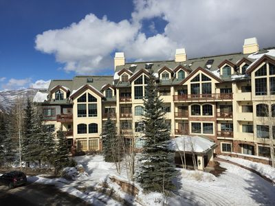 Photo for Luxury ski-in/out condo in Beaver Creek Village core.  Walk to everything!