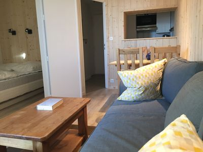 Photo for Charming apartment (renovated 2016) in central Avoriaz - slopes on the doorstep!