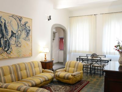 Photo for apartment in ancient tower near Ponte Vecchio
