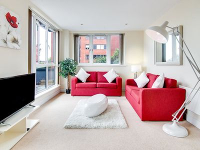 Photo for Luxury Two Bed Apartment With Roof Terrace