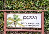The Beach Shack ( Koda Beach Bungalow 1)