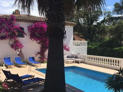 Photo for Villa, Ste Maxime  in Var - 12 persons, 6 bedrooms