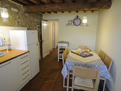 Photo for 2BR Farmhouse Vacation Rental in Capolona