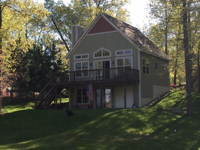 Photo for Big Star Lake Cottage Centrally Located In Manistee National Forest
