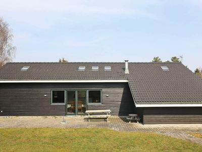 Photo for Spacious Holiday Home in Jutland with Whirlpool