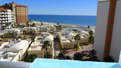 Photo for Beautiful 1 Bedroom Condo on the Sea of Cortez at Las Palmas Resort BN-603B