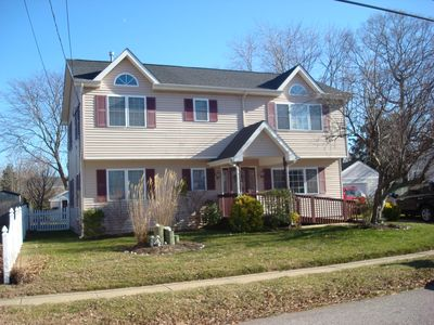 Photo for North Cape May Shore  Home 4 Br 2 1/2 Bath Great for a  extended Family Vacation