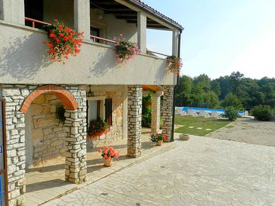 Photo for Vocation Home Ana In Kringa Istra, 8 Persons, 3bedrooms, 2 Bathrooms, with Pool