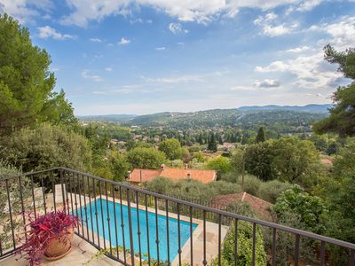 Photo for Villa in the South of France - Three Bedroom Apartment, Sleeps 6