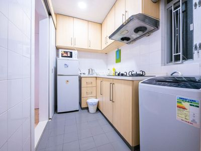 3BR Apt in CWB! Convenient for big group!